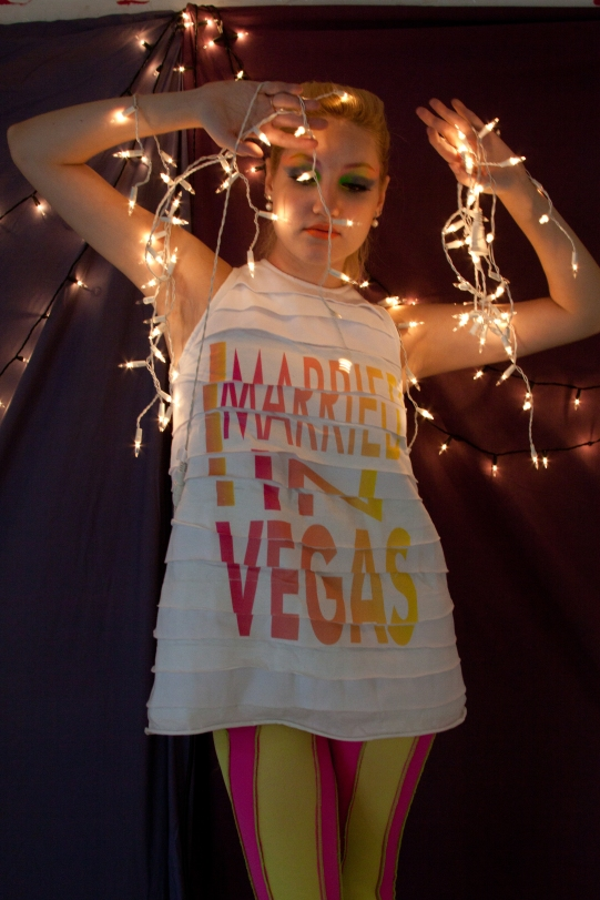 "My collection ""Viva Vegas"" 2010"