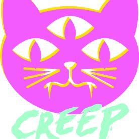 Cat Creep 31cmx25cm-01